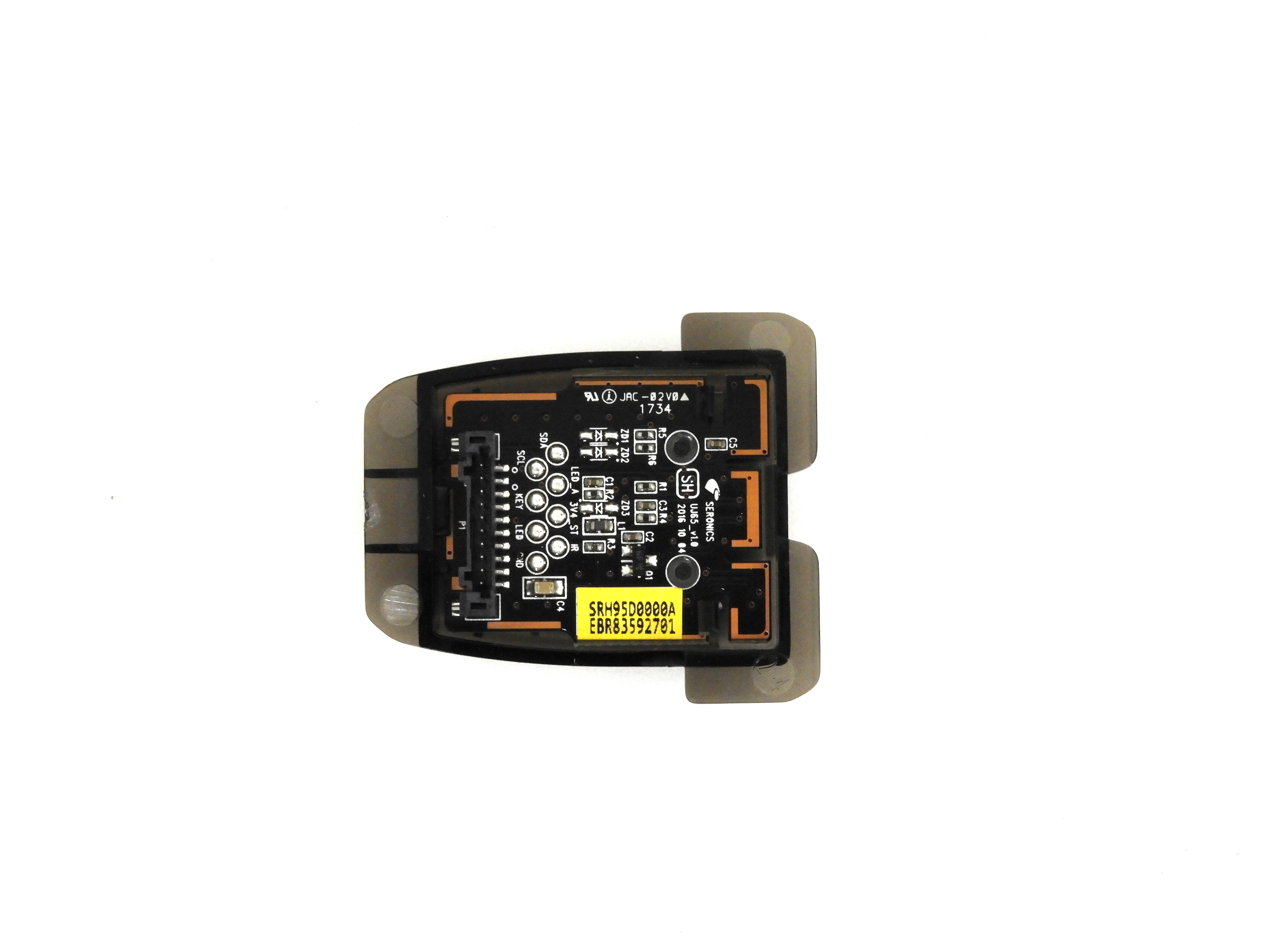 LG 49UJ6300-UA IR Sensor & Button Board EBR83592701