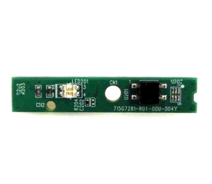 Insignia NS-39DR510NA17 IR Sensor Board 715G7281-R01-000-004Y