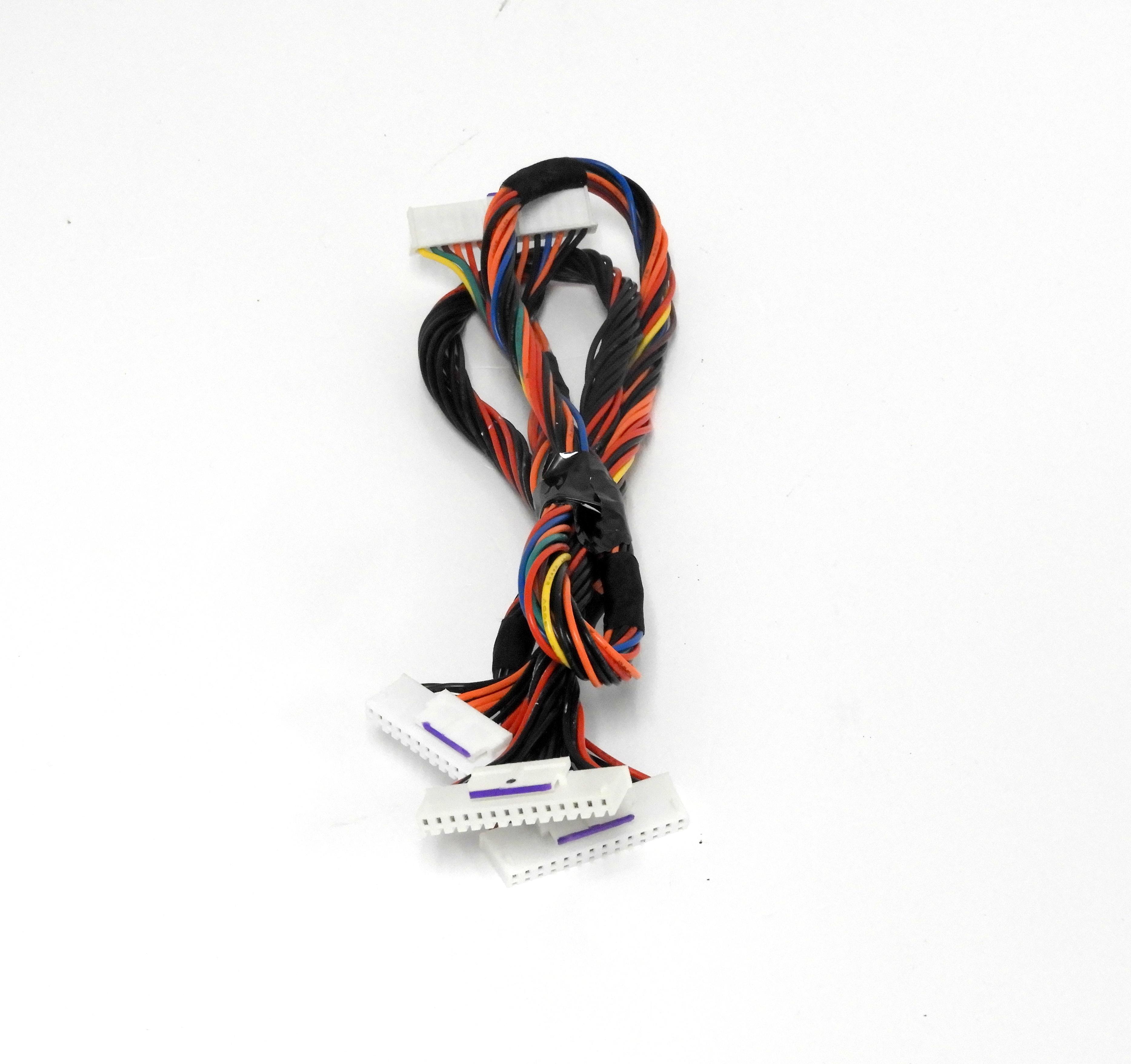 Vizio M80-C3 Power Supply Board To Main Board Cables