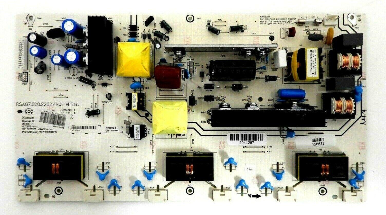 Tv Power Supply Fuse
