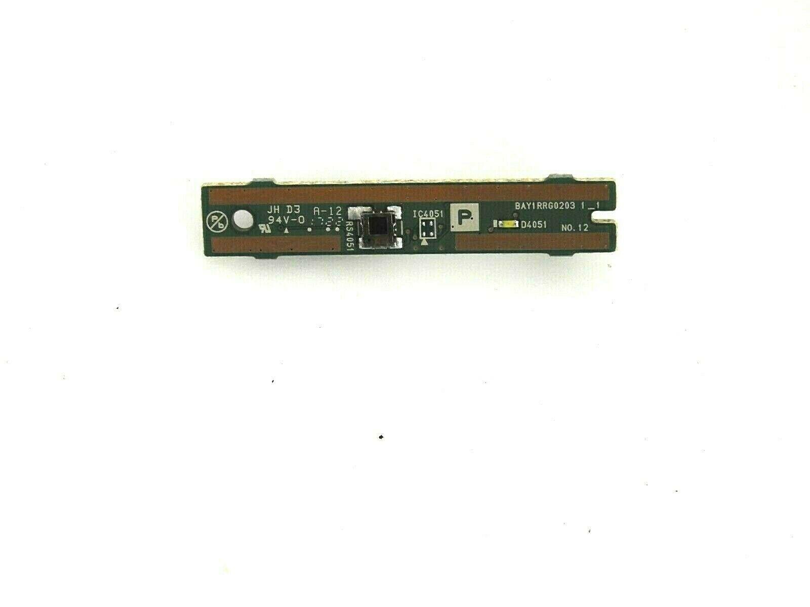 Philips 55pfl5402 F7 Ir Sensor Board Bay1rrg0203 1 1 Tv