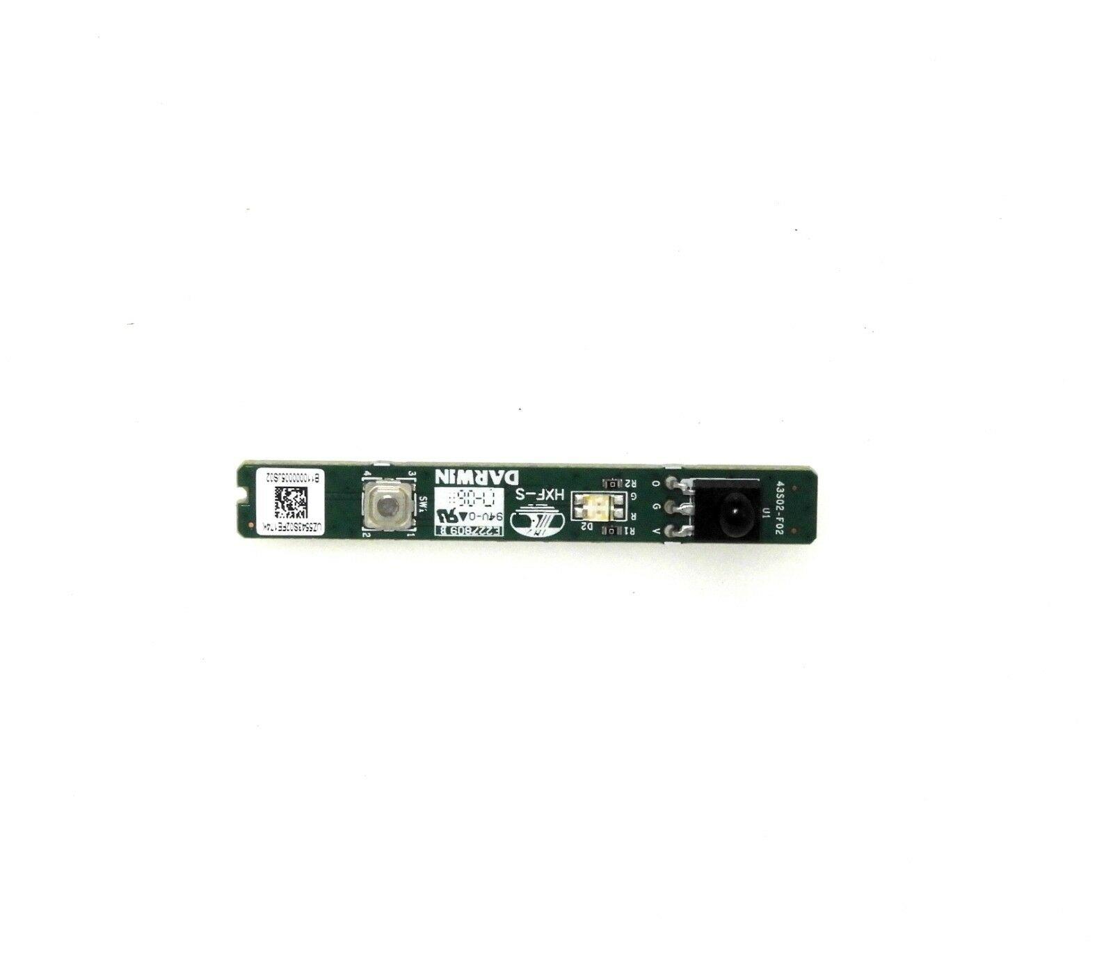 Insignia NS-50D510NA17 IR Sensor Board 55 43S02 FE1